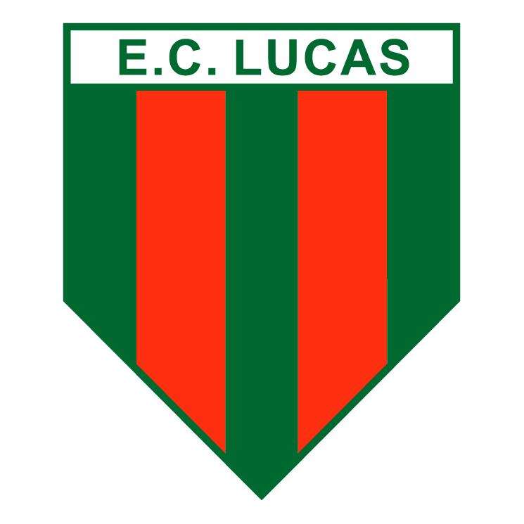 free vector Esporte clube lucas do rio de janeiro rj
