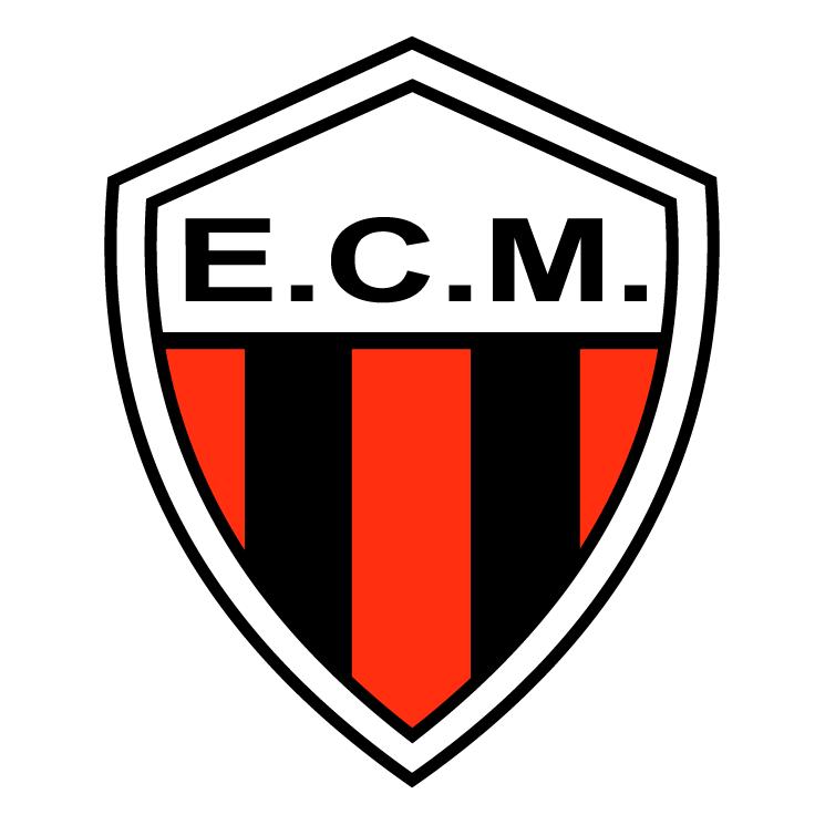 free vector Esporte clube milan de julio de castilhos rs