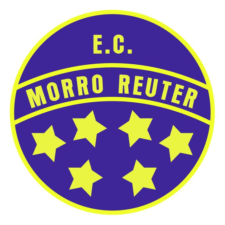 free vector Esporte clube morro reuter de morro reuter rs