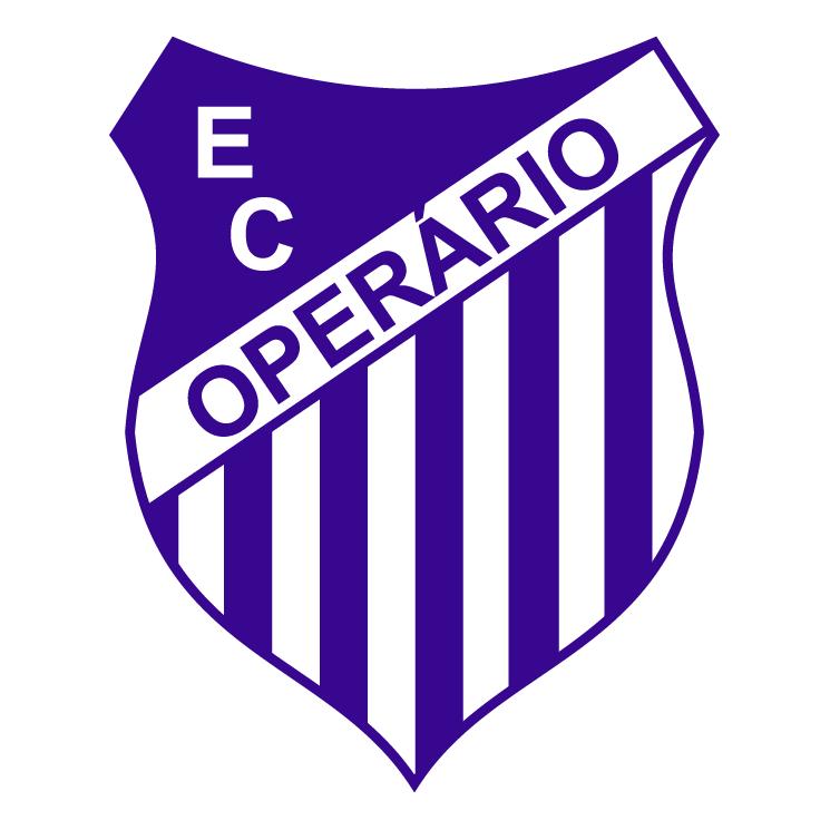 free vector Esporte clube operario de sapiranga rs