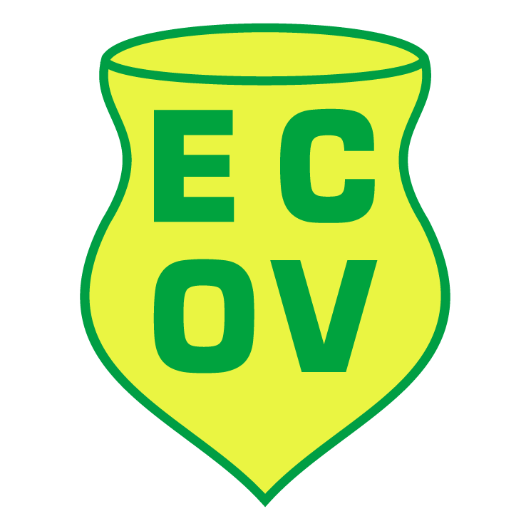 free vector Esporte clube ouro verde de coronel bicaco rs