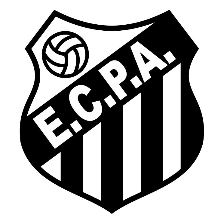 free vector Esporte clube porto alves de agudo rs