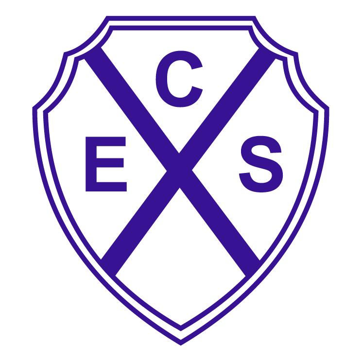 free vector Esporte clube santarem de santarem pa