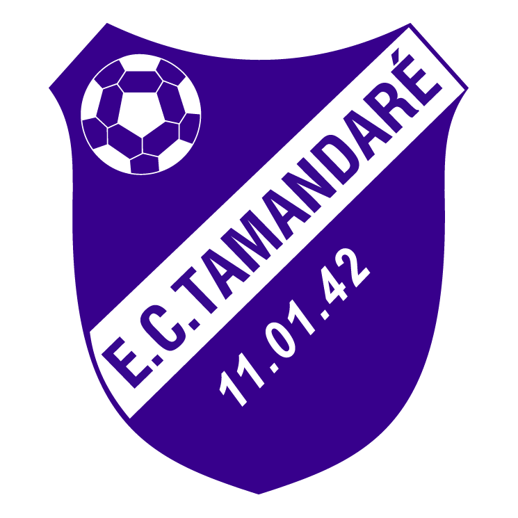 free vector Esporte clube tamandare de mostardas rs