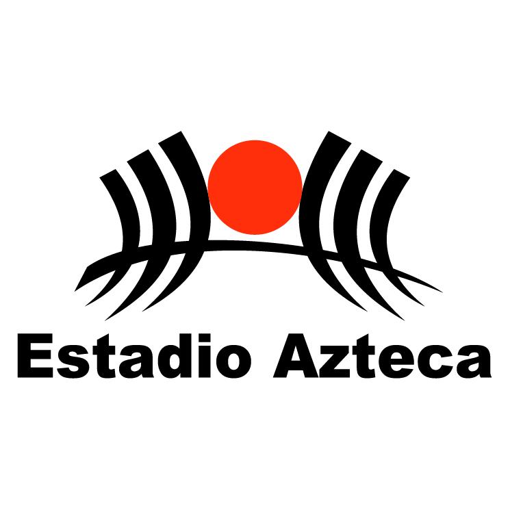 free vector Estadio azteca