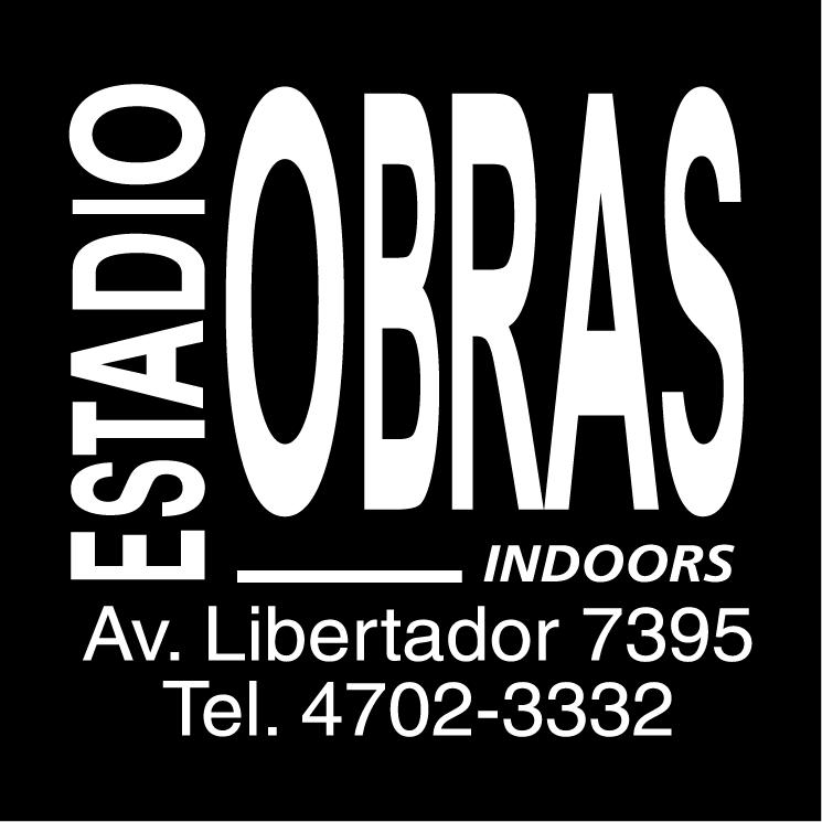 free vector Estadio obras