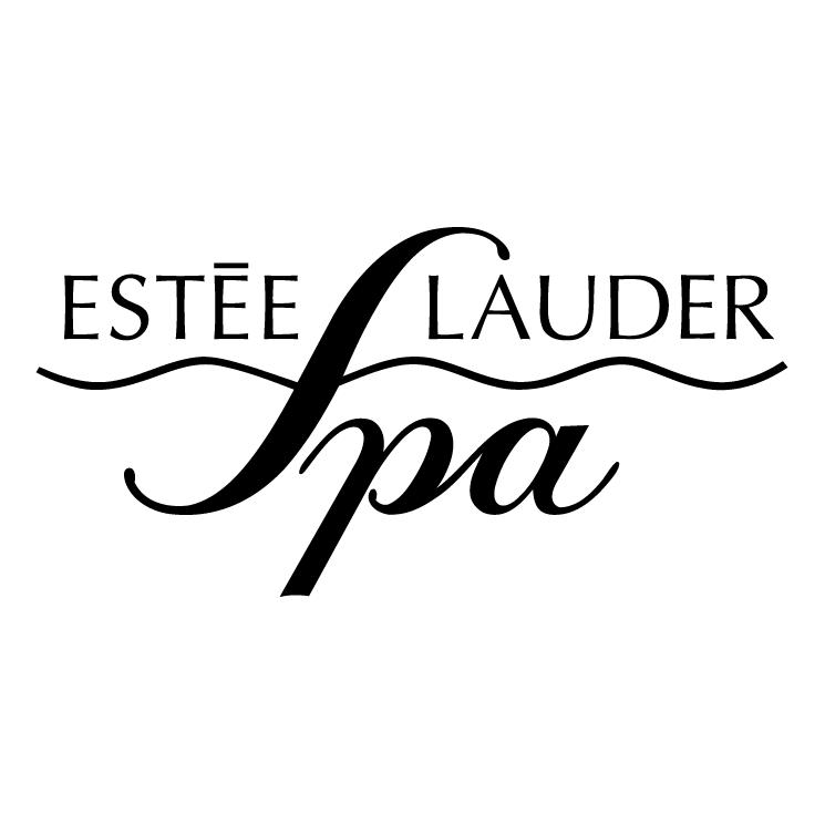 free vector Estee lauder spa