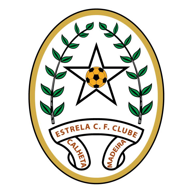 free vector Estrela da calheta fc