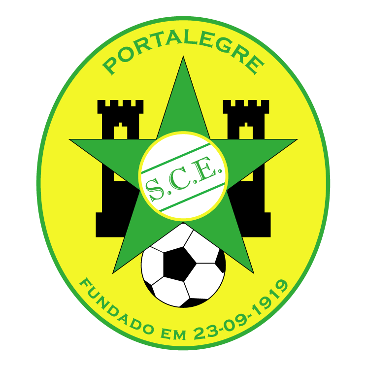 free vector Estrela de portalegre
