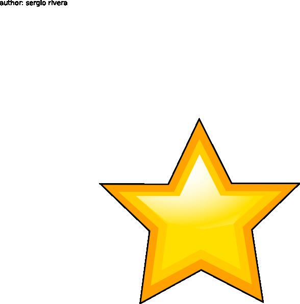free vector Estrella clip art