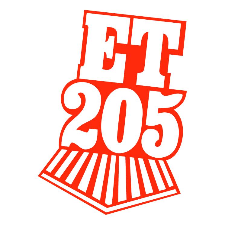 free vector Et205