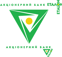 free vector Etalon bank UKR logo