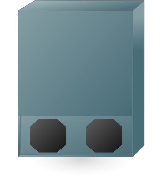 free vector Ethernet Switch clip art
