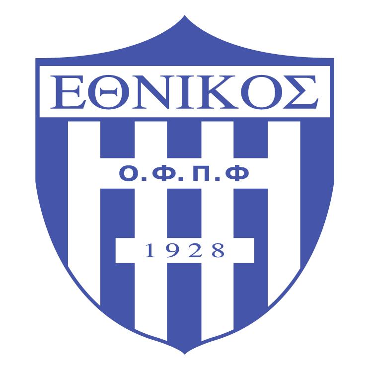 free vector Ethnikos