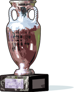 free vector Euro cup