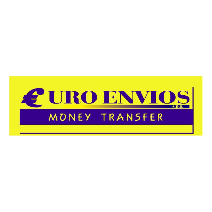 free vector Euro envios