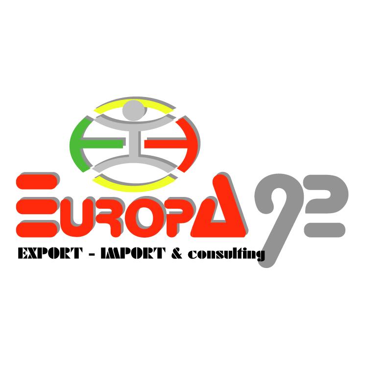 free vector Europa92