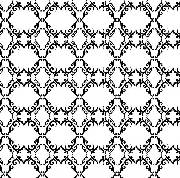 Background Pattern Black And White