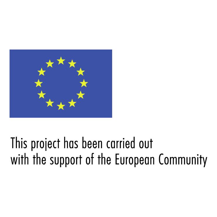 free vector European community
