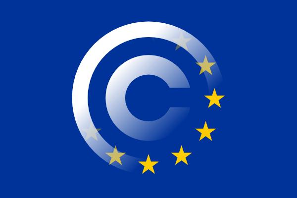 free vector European Copyright clip art