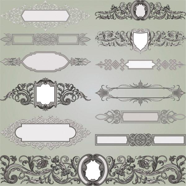 european gorgeous classic pattern - photo #8