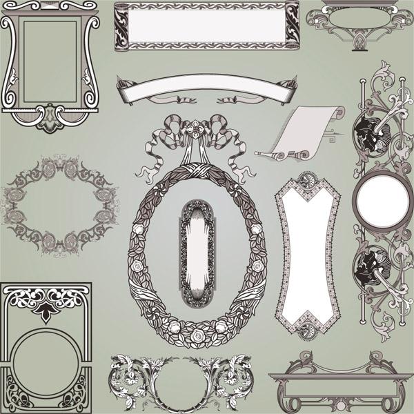 european gorgeous classic pattern -#main