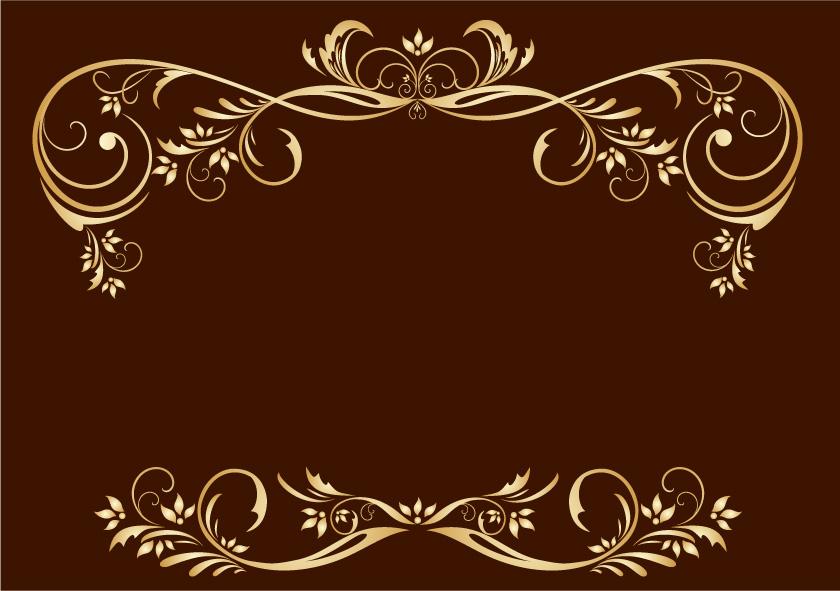 white decorative lines
