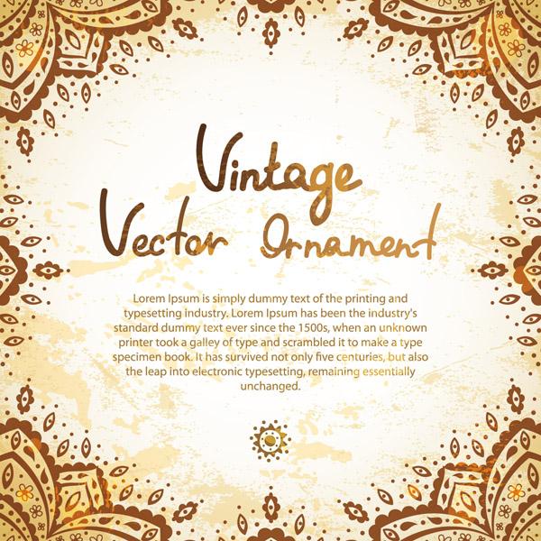 European lace vector free vector 4vector european lace vector free vector stopboris Image collections