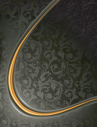 free vector Europeanstyle elegance gyrosigma vector background