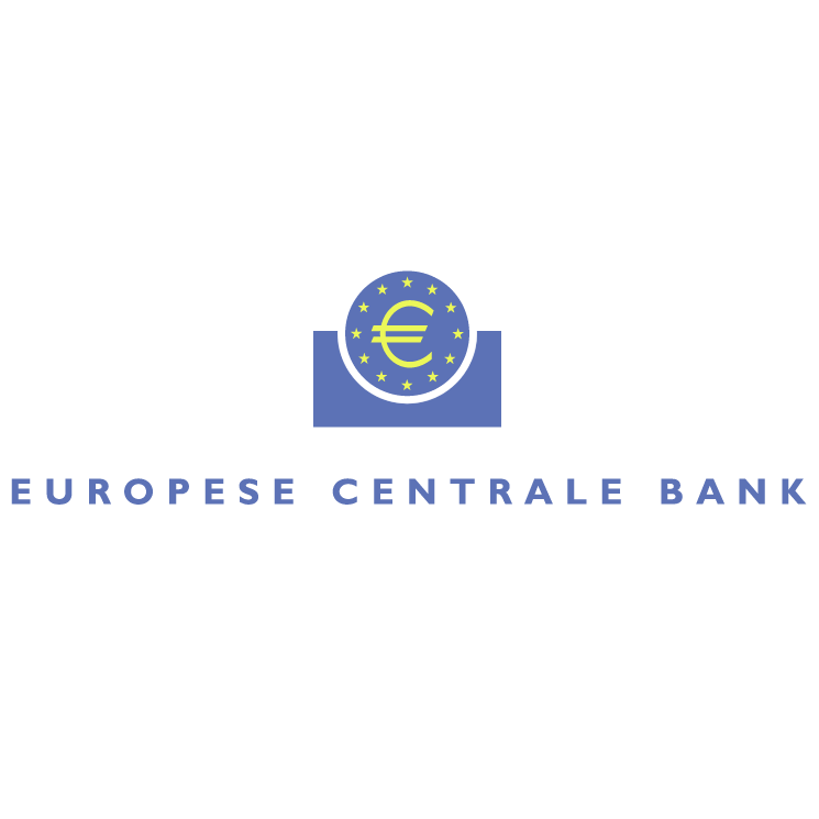 free vector Europese centrale bank