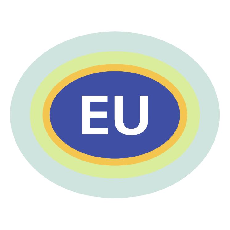 free vector Europese samenwerking