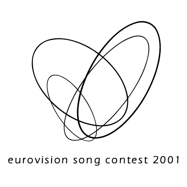 free vector Eurovision song contest 2001