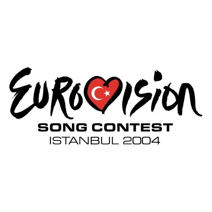 free vector Eurovision song contest 2004