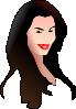 free vector Eva clip art
