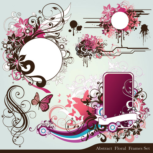 free vector Even the fashion pattern vector