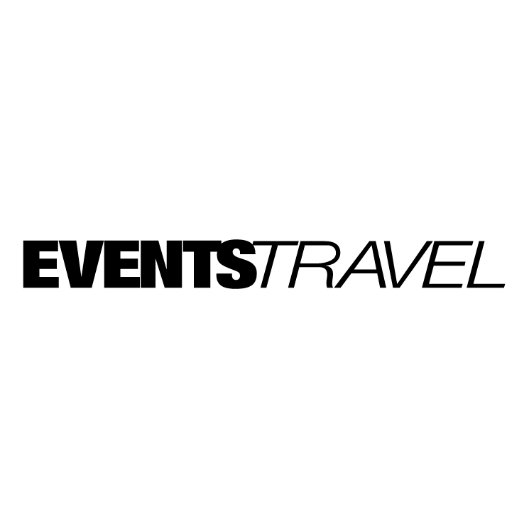 free vector Events travel