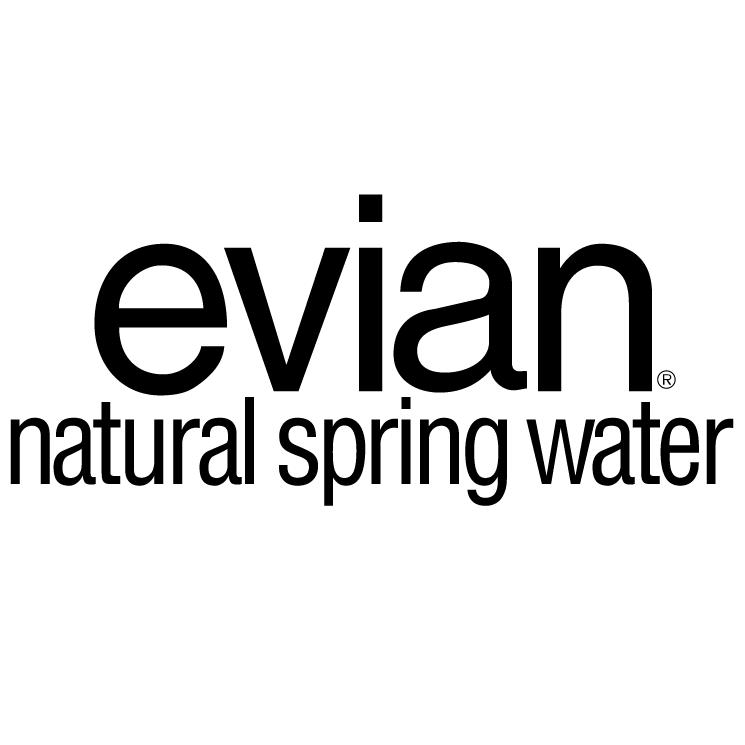 free vector Evian 1