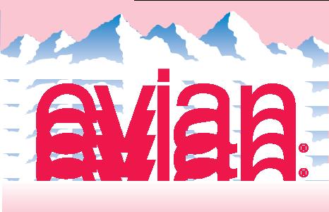 free vector Evian logo