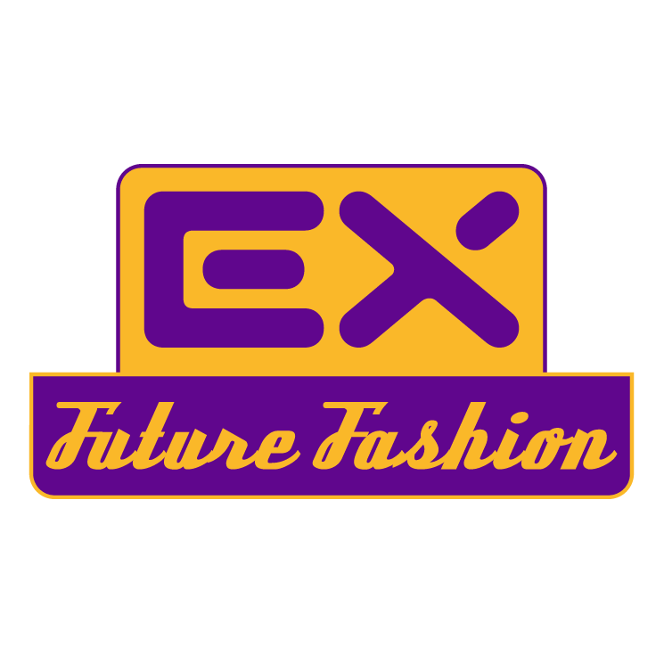 free vector Ex future fashion