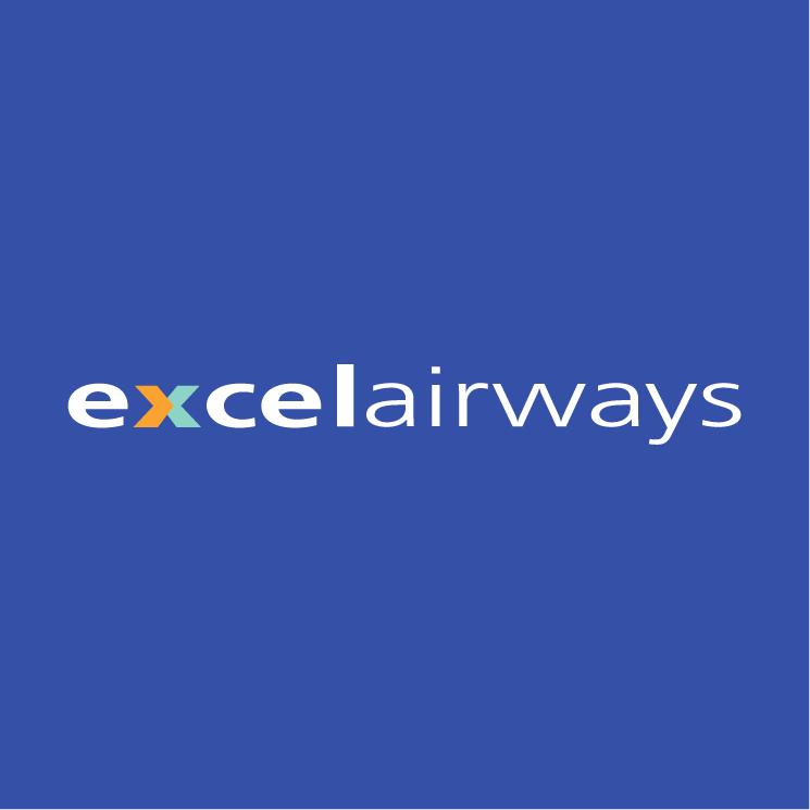 free vector Excel airways