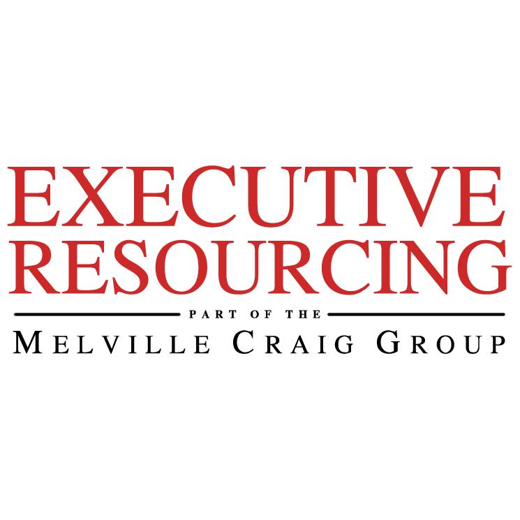 free vector Executive resourcing