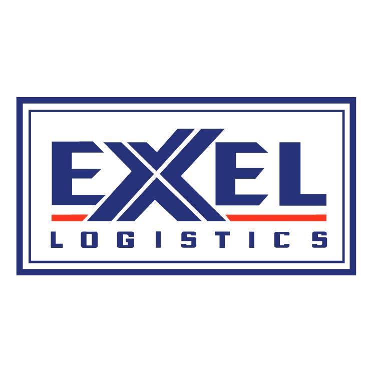 free vector Exel logistics