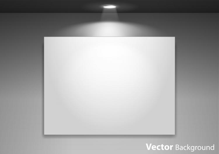 free vector Exhibition showing 01 vector