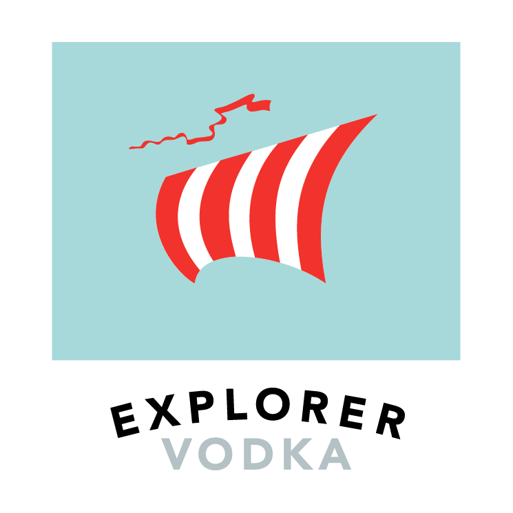 free vector Explorer vodka