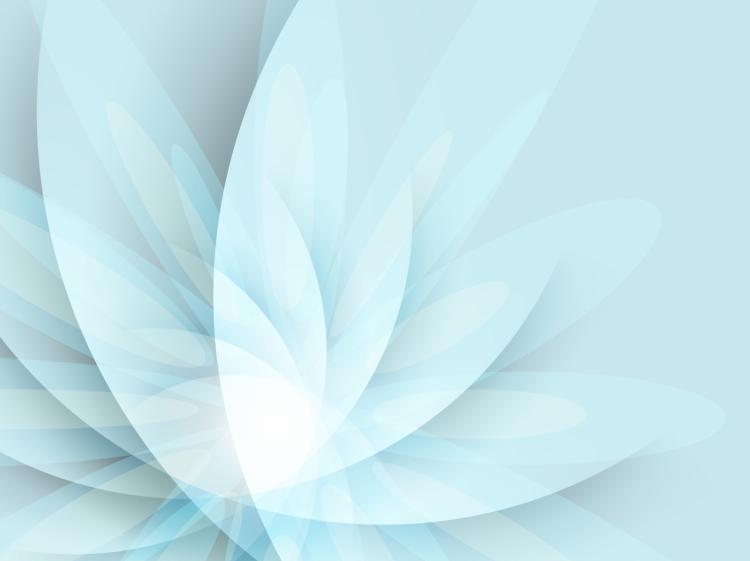 free vector Exploring blue wave