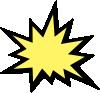 free vector Explosion clip art