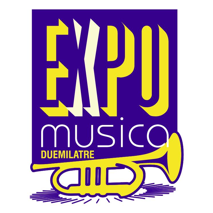 free vector Expo musica
