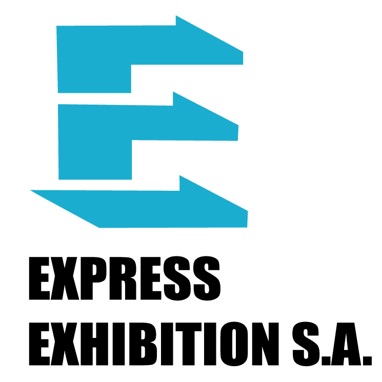 free vector Express exhibition