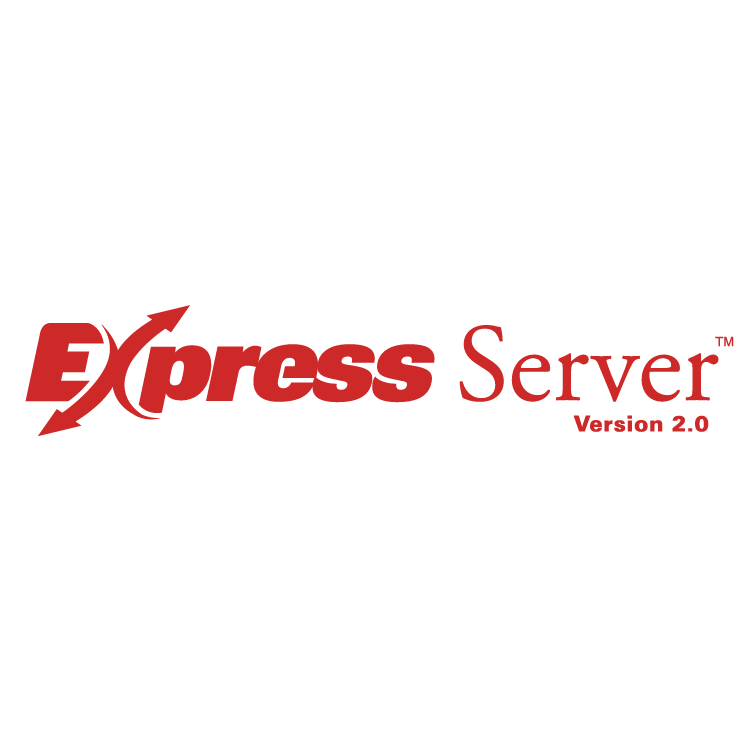 free vector Express server