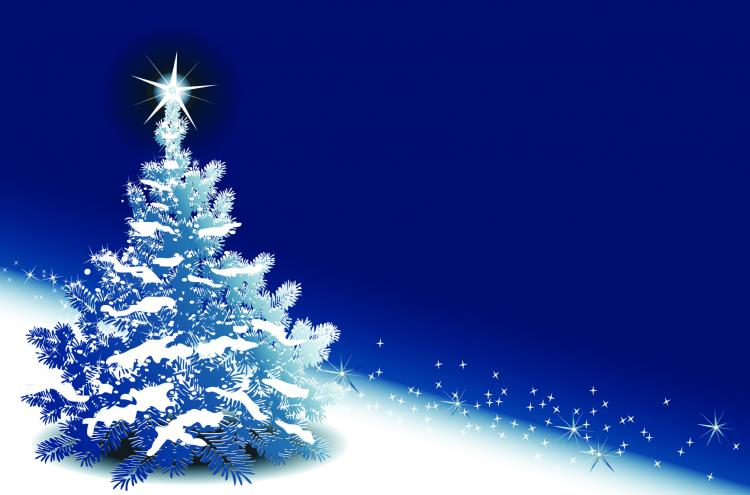 free vector exquisite christmas tree 3 vector - 3 Christmas Tree